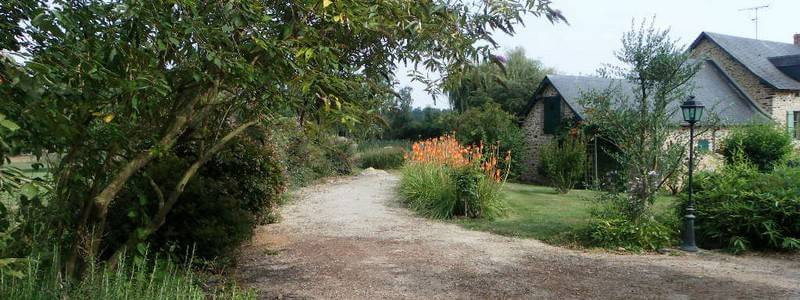 La fermette de Limesle. Bed and Breakfast in Mayenne-Pays de la Loire